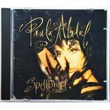 Cd Paula Abdul   Speelbound   1 Edição   Da