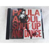 Cd Paula Abdul Shut Up And  The Dance Mixes 1990