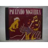 Cd Paulinho Nogueira  Paulinho Nogueira  1992