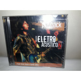 Cd Paulo Cesar Baruck E Banda Eletro Acústico 2 Play Back