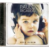 Cd Paulo Ricardo   Novo Álbum