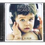 Cd Paulo Ricardo   Novo Àlbum