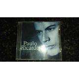 Cd Paulo Ricardo La Cruz Y La Espada Raridade