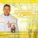 Cd Pe Marcelo Rossi Momentos De Fe Para Uma Vida Melhor 2