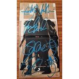 Cd Pearl Jam   Ten Legacy Duplo Autografado Pelos 5 Membros