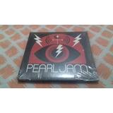 Cd Pearl Jam Lightning Bolt Original E Lacrado