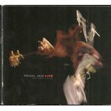 Cd Pearl Jam Live On Two Legs   Digipack