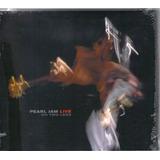 Cd Pearl Jam On Two Legs   Digipack Lacrado