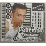 Cd Pedrinho Forrozeiro No Paredao Vol 1   A1