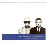 Cd Pet Shop Boys   Discography   Importado   Novo Deslacrado