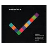 Cd Pet Shop Boys Yes Special Edition   Cd Bonus