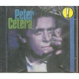 Cd Peter Cetera Solitude Solitaire 1986 Warner Lacrado