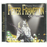 Cd Peter Frampton & Friends   Pacific Freight   1989