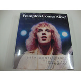 Cd Peter Frampton   Comes Alive 25th Deluxe An ed  Duplo imp