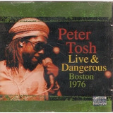 Cd Peter Tosh   Live E Dangerous   Boston 1976   Novo