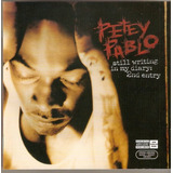 Cd Petey Pablo   Still Writing In My Diary   Novo