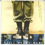 Cd Petra Still Means War   Cd Petra   Cd Rock Gospel Cristão
