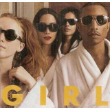 Cd Pharrell Williams   Girl   Novo Lacrado De Fábrica