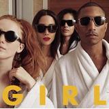Cd Pharrell Williams   Girl   Orinal E Lacrado Novo