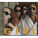 Cd Pharrell Williams Girl