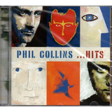 Cd Phil Collins      hits   Importado