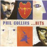 Cd Phil Collins   Hits    Importado