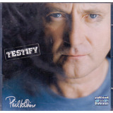 Cd Phil Collins   Testify