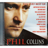 Cd Phil Collins   The Very Best Of