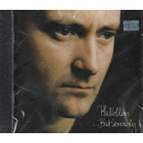 Cd Phil Collins But Seriously Feat Eric Clapton 1989 Lacrado