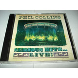 Cd Phil Collins Serious Hits Live
