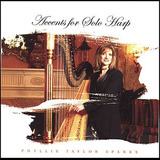 Cd Phyllis Taylor Sparks Accents For Solo Harp