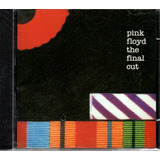 Cd Pink Floyd   The Final Cut