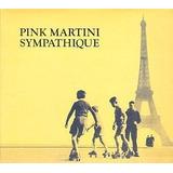 Cd Pink Martini Sympathique