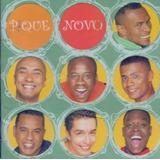 Cd Pique Novo Pique Novo Pro Samba Crescer Novo Lacrado Orig
