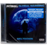 Cd Pitbull Global Warming Meltdown 2013 Deluxe Ed  Lacrado