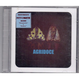 Cd Pitty E Martin   Agridoce   Novo