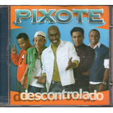 Cd Pixote   Descontrolado   Jbm