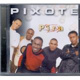 Cd Pixote   Pira
