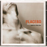 Cd Placebo   Once More With Feeling Singles 1996 2004   Novo