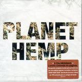 Cd Planet Hemp   Box Com 5 Cds Digipack