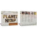 Cd Planet Hemp Box 5 Cds Lacrado