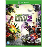 Cd Plants Vs Zombies Garden Warfare 2 Xbox One Lacrado Novo