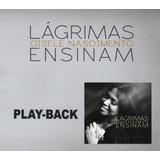 Cd Play back Gisele Nascimento   Lágrimas Ensinam 2017