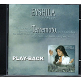 Cd Playback Eyshila Terremoto
