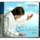 Cd Playback J Neto Entre Os Querubins