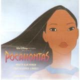 Cd Pocahontas   Trilha Sonora Do Desenho   Novo Deslacrado