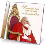 Cd Poemas Do Papa João Paulo Ii   Por Padre Fábio De Melo