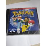 Cd Pokémon Para Ser Um Mestre Lacrado De Fabrica Super Raro
