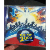 Cd Pokemon The Movie 2000 The Power Of One