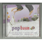 Cd Pop Teen Lindsay Lohan Foxy Ciara Britney 2006 Lacrado